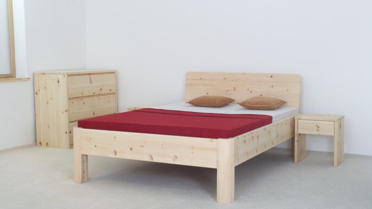 Metallfreie Designer Betten nach Mass!